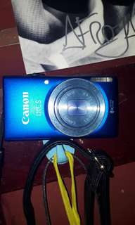Camera Canon Ixus