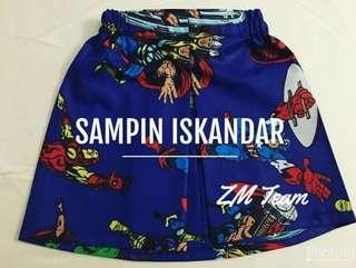 Sampin Iskandar