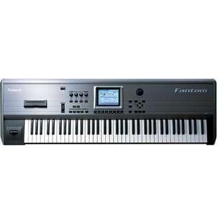 本週超特價:90% New Roland Fantom professional keyboard (optional  SKB flight case)