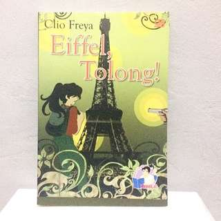 Eiffel, Tolong! By Clio Freya