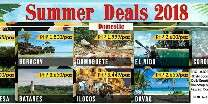 Summer deals for tour packages