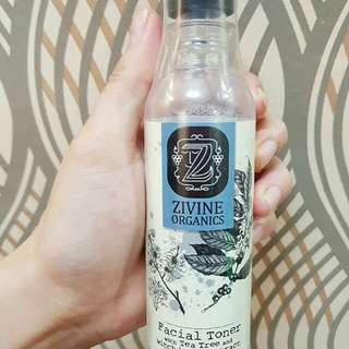 Zivine Organics Facial Toner