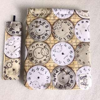 Timepieces Book sleeve