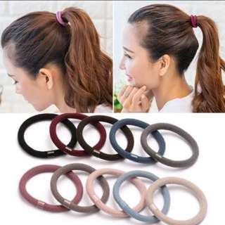 Hair Tie Classic Elastic Rubber band