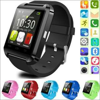 💮Portable Smart Watch U8 Bluetooth for Cellphone 💮