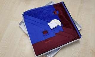 Celine手巾一set兩條購自日本