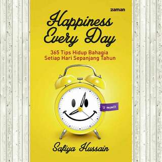 ebook - Happiness every day