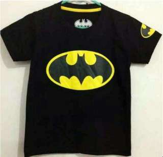 Batman Shirt ( Size 2,4 years old)