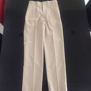Hwa Chong uniform (for JC and Sec 4)