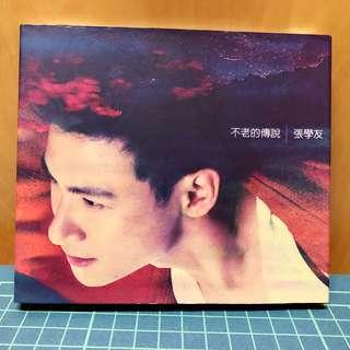 張學友 Jacky Cheung CD 不老的傳說