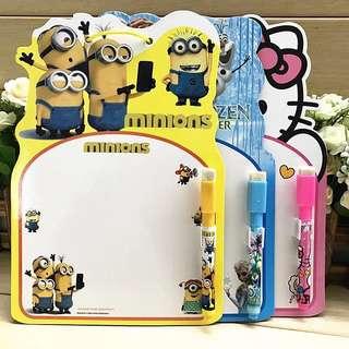 Children Whiteboard Set - Goodie Bag Stationery Item