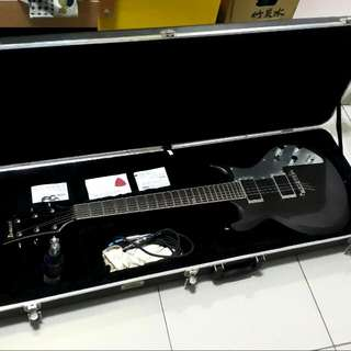 IBANEZ E. GUITAR with Hard Case