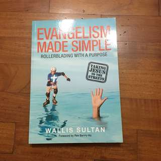 Wallis Sultan Evangelism Made Simple