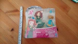 [FreeMail] Disney Princess Little Kindgom Merida $13