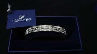 Swarovski Crystal Bangle