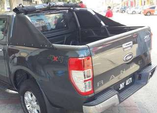 FORD RANGER T6 T7 2012-2016 CANVAS