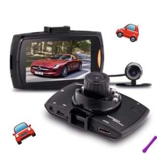 "📷 DUAL Dash camera Car HD Crash Cam G-sensor Night Vision 170Degrees 1080P 2.7"" LCD DVR  Front & Back Camera Rear Camera"