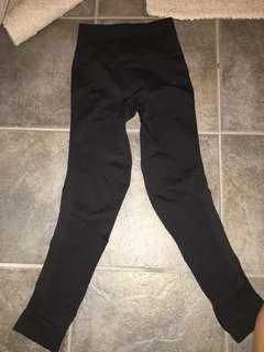 Lulu lemon 3/4  high waisted leggings