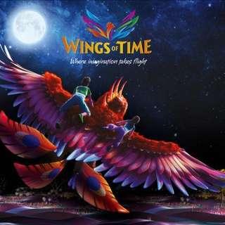 Wings of time Wings of time Wings of time