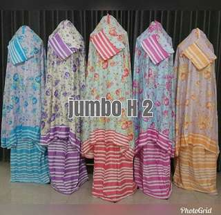 Mukena Cantik Batik
