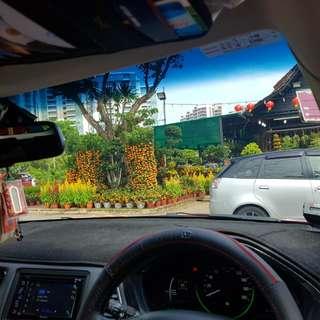 Honda Vezel/HRV dashboard cover