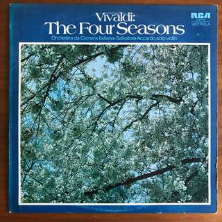Vivaldi The Four Seasons Accardo RCA VICS 1469