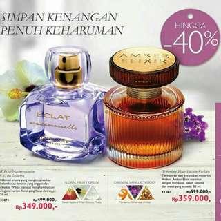 Parfum untuk pria dan wanita