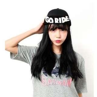 Go Ride Cap (K-Fashion)