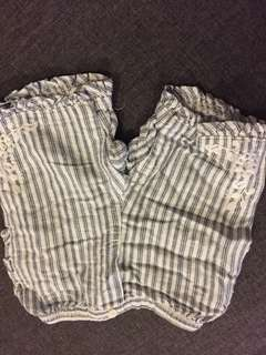 BABY GAP BOTTOM LINEN 3-6mth