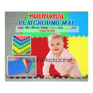Playmat Playyard
