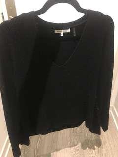 Helmut Lang size XS wool cashmere sweater