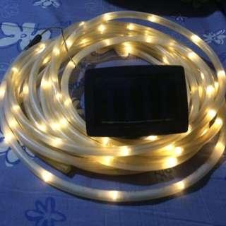 LED Light strip Solar Charging
