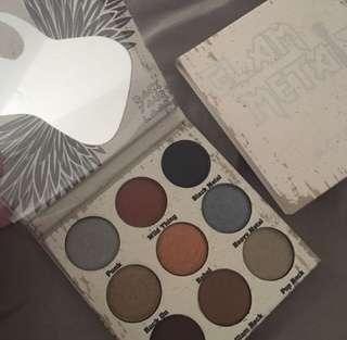 Glam metals palette