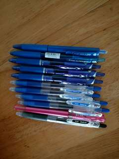 Assorted Pilot Pens