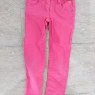 Esprit pink Jeans for 5 to 9 years old