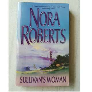 Sullivan's Woman by Nora Roberts
