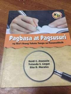K12 STEM Texbooks (De La Salle Dasmariñas )