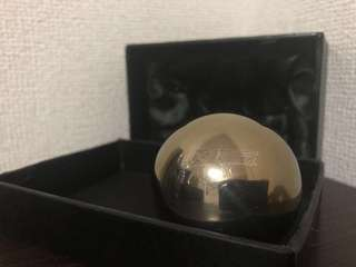 Genuine J's Racing titanium shift knob limited edition