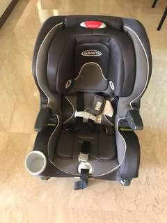 GRACO car seat system