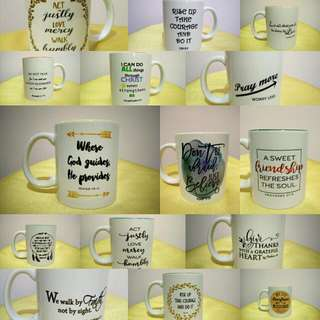 Personalized/ Customized Mugs
