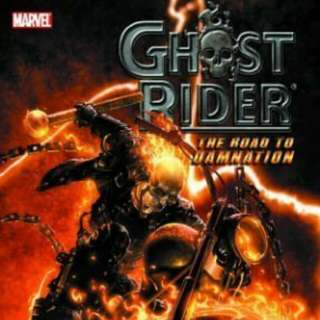 Ghost Rider: The Road to Damnation TPB