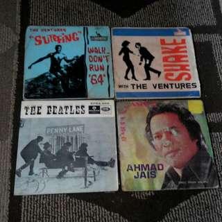 The Beatles..Ventures..Ahmad Jais (Ep...Vinyl)