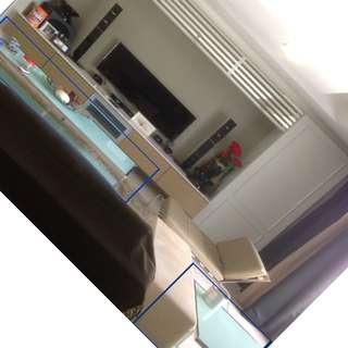 Tiffany Glass Coffee Table
