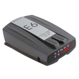 Radar and Laser Speed detector  Model E6
