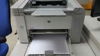HP P1566 鐳射打印機