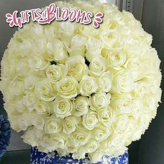 Fresh Flower Bouquet Anniversary Birthday Flower Gifts Graduation Roses Sunfowers Baby Breath -  E70     65