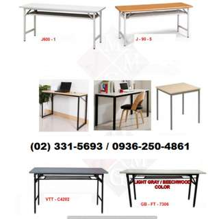 ( Seminar - Folding Table ) Office Partition*Cheap Price