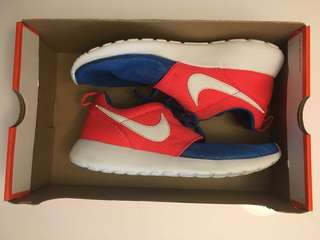 Nike running shoes (size 9)