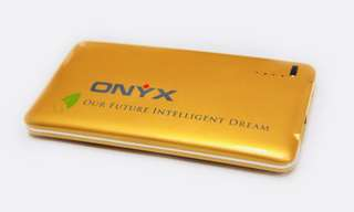 ONYX POWER BANK 4000mAh CLEAR STOCKS