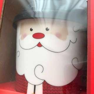 sophisca聖誕老公公陶瓷杯